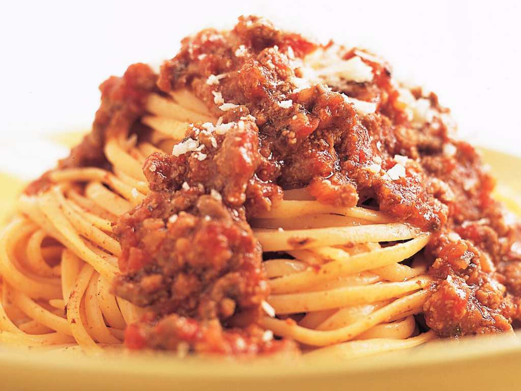 Ricette Spaghetti Bolognese.Spaghetti Alla Bolognese Casar